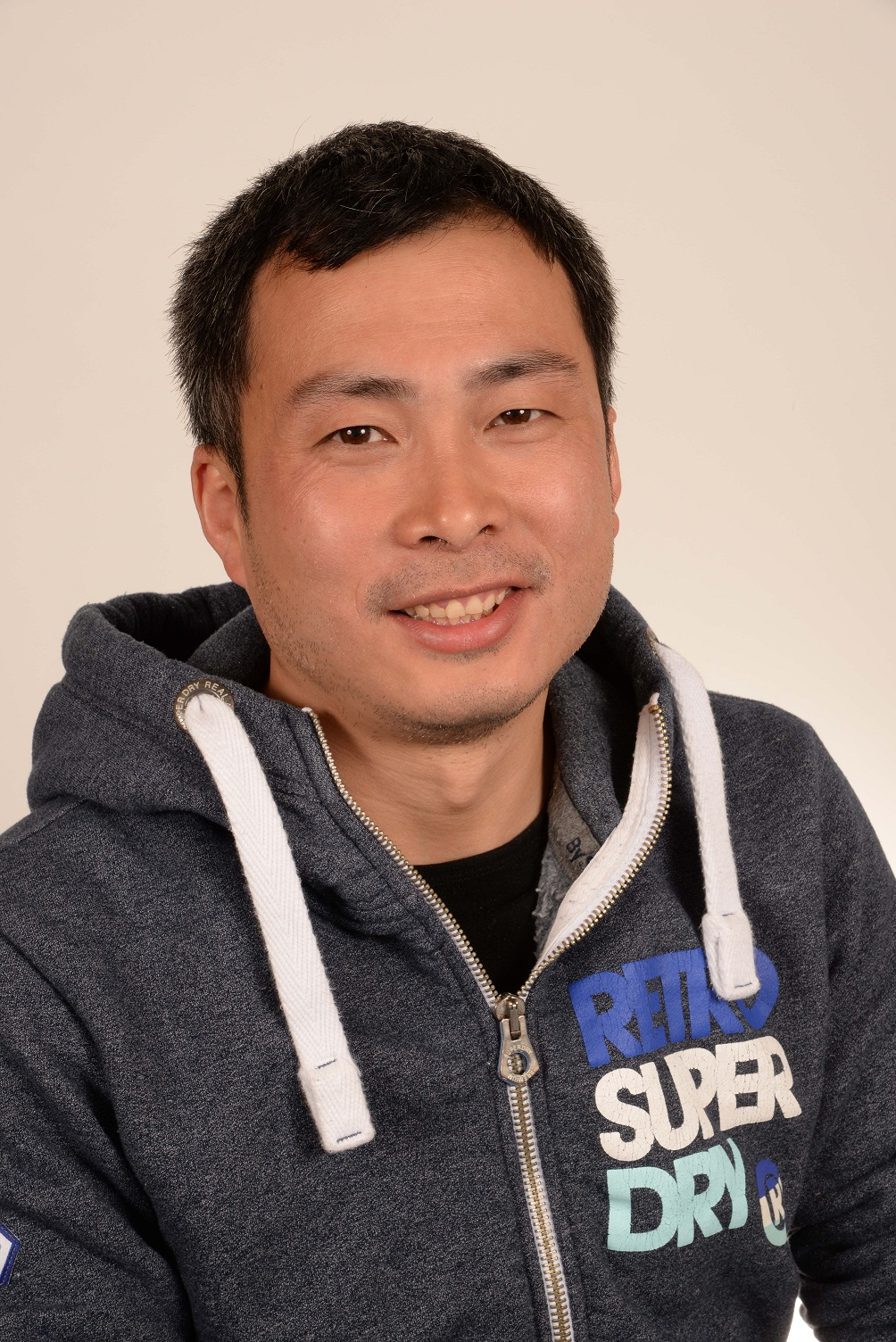 Photo of Jiawei Wang
