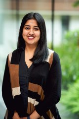Photo of Anupama Chembath