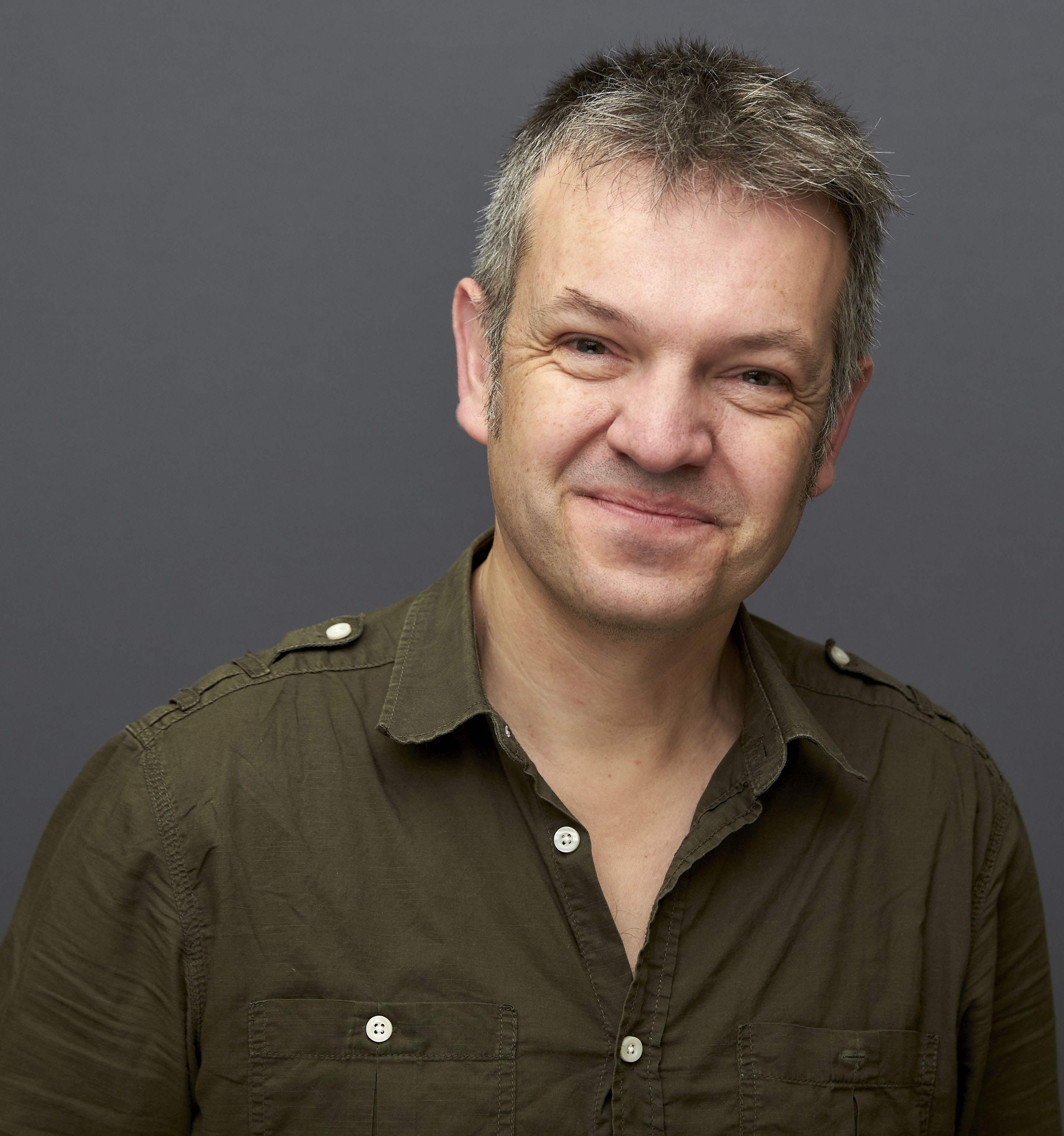 Photo of Graeme Hayes