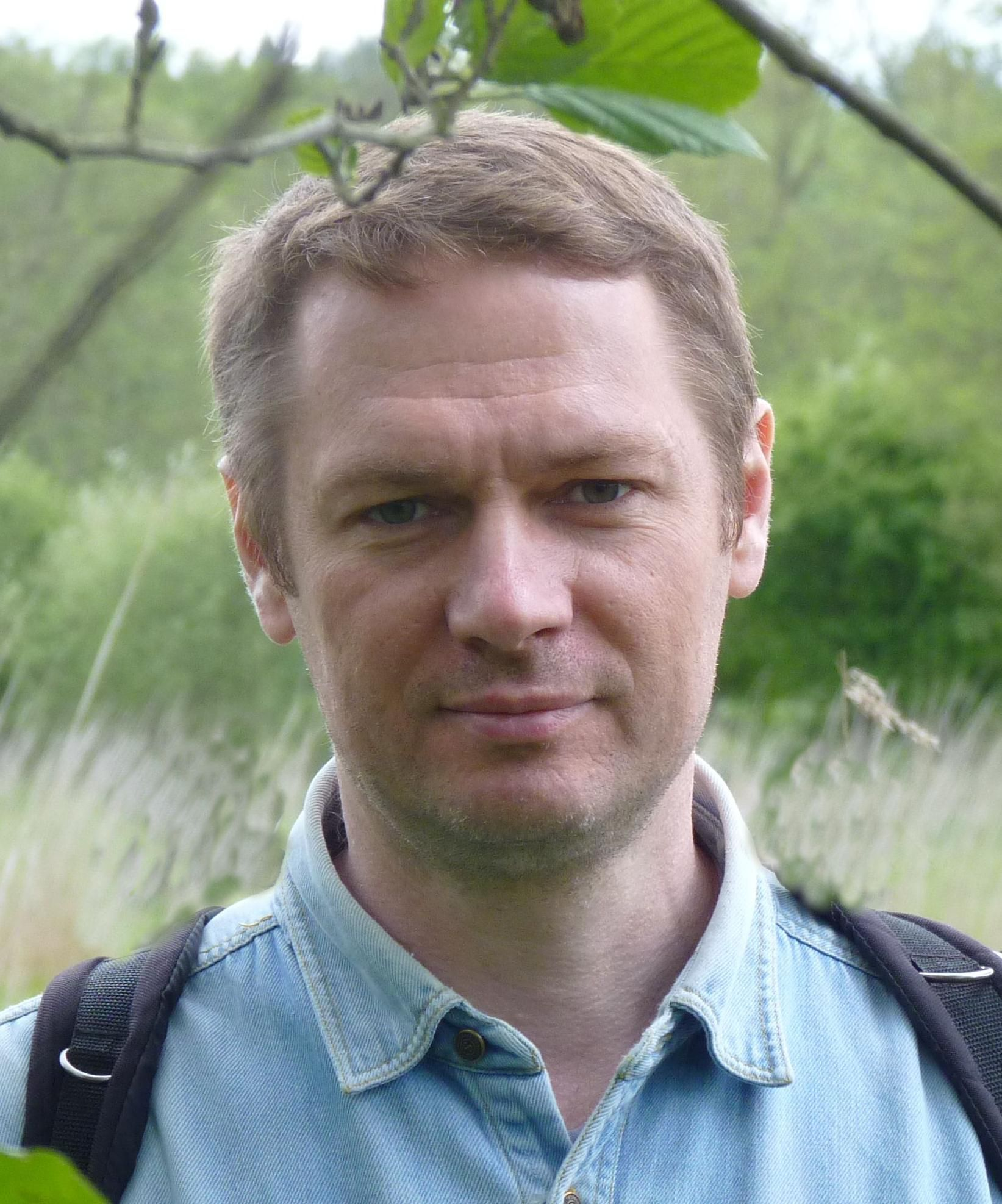 Photo of Dmitry Nerukh